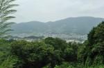 生駒山遠望