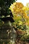 清閑寺山石塔