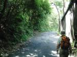 榁木峠東側