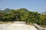 香色山から筆ノ山