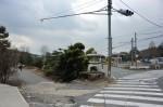 川上町交差点