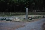 道路改修記念碑